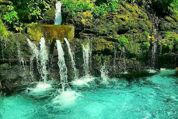 Destinasi Wisata di Malang - Pemandian Kalireco