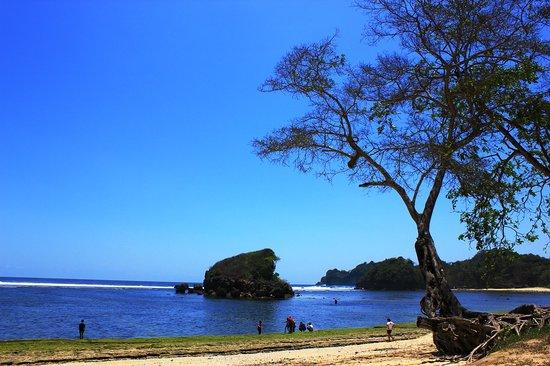 Wisata Pantai di Malang - Kondang Merak